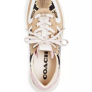 Coach Citysole Court Low Top Sneakers